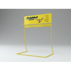 Expo Panini Espositore datavolo per gadget-portachiavi