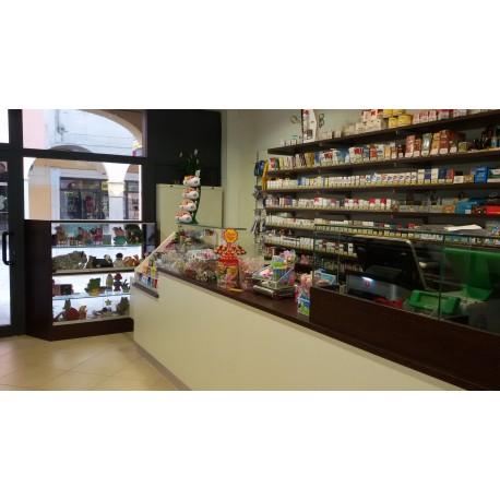 Realizzazione Tabaccheria dei Portici Realizzazione arredamento per tabaccheria