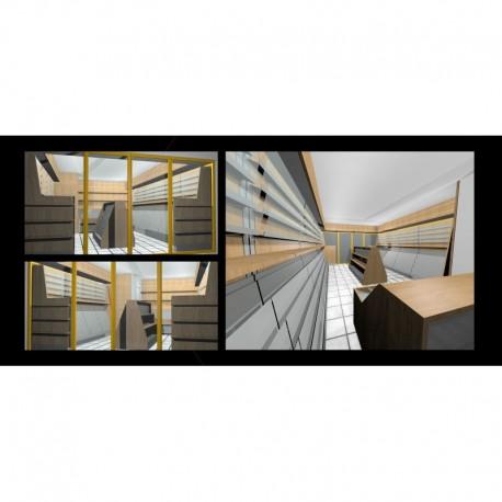 Arredamento edicola 9 ruggine for Arredamento edicola