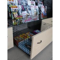 Komby Magazine deposito Realizzazione Komby Magazine deposito